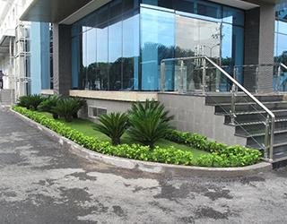 緑地造園イメージ1